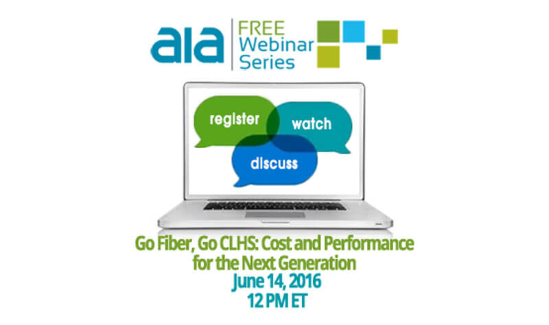 Go Fiber, Go CLHS: Cost and Performance for the Next Generation