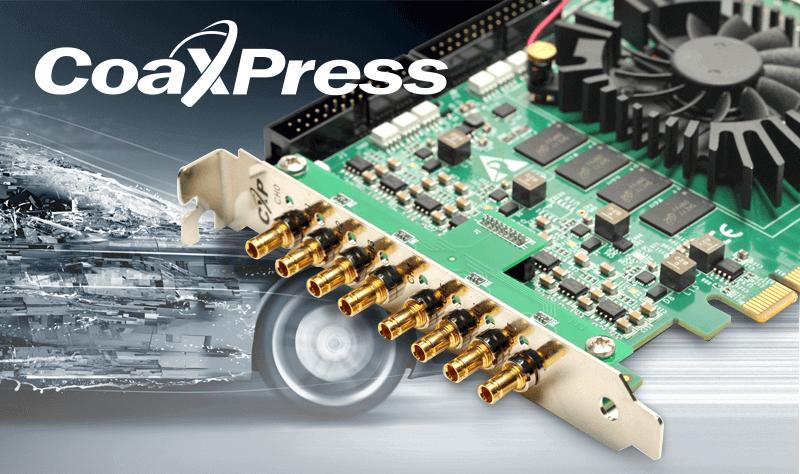 Camera Link vs CoaXPress