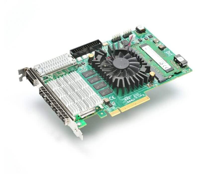 Fiber FPGA board