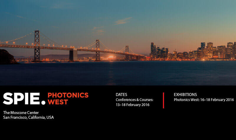Participate in the premier technical event and marketplace for the photonics, biophotonics, and laser industry.