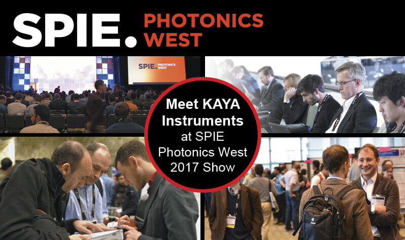 SPIE Photonics West 2017 Show