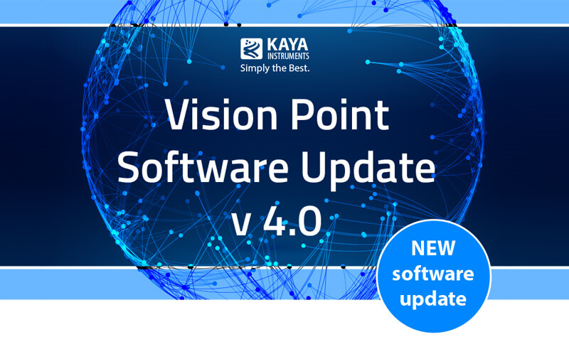 Vision Point Software Update