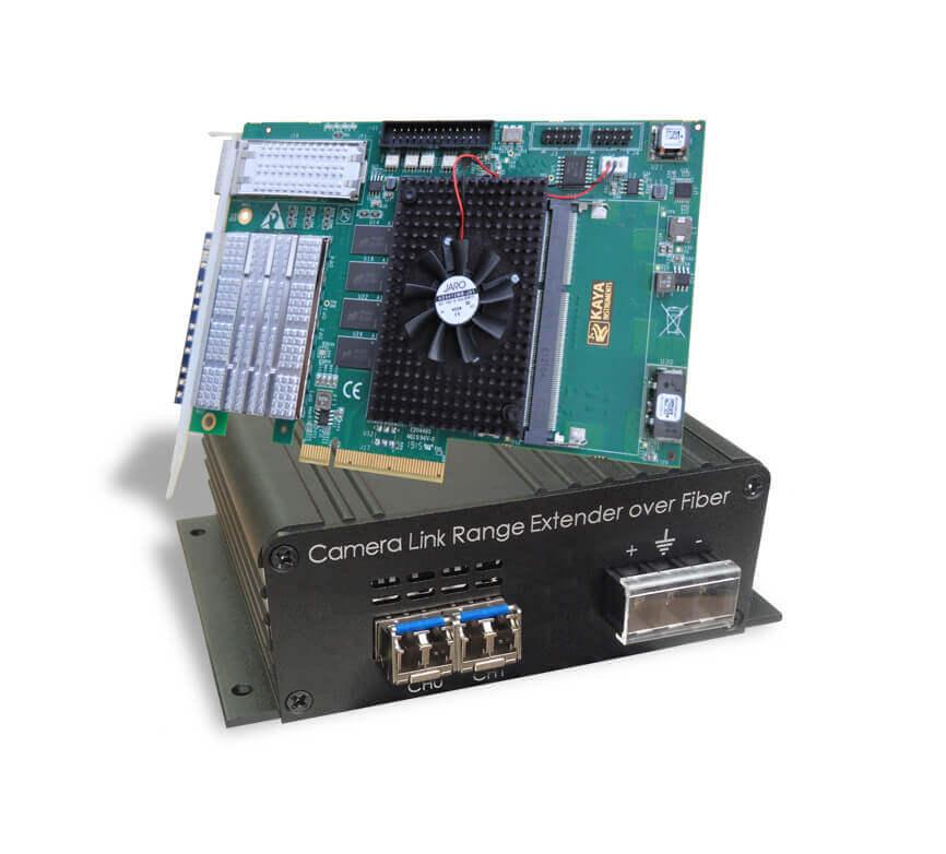 Komodo FXCL - CameraLink™ over Fiber acquisition system