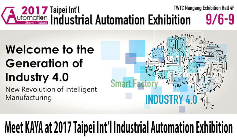 2017 Taipei Int'l Industrial Automation Exhibition